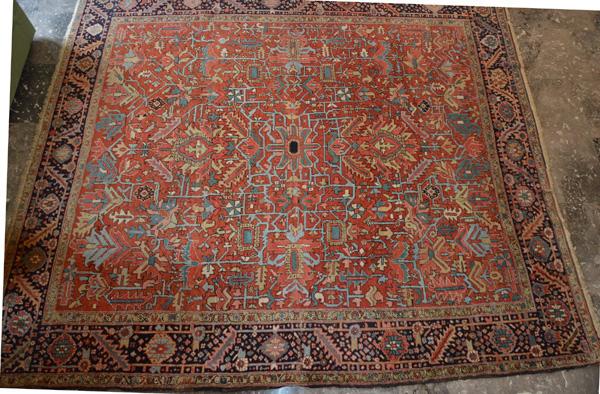 Perizia e vendita on line di tappeti persiani, tappeti orientali ...