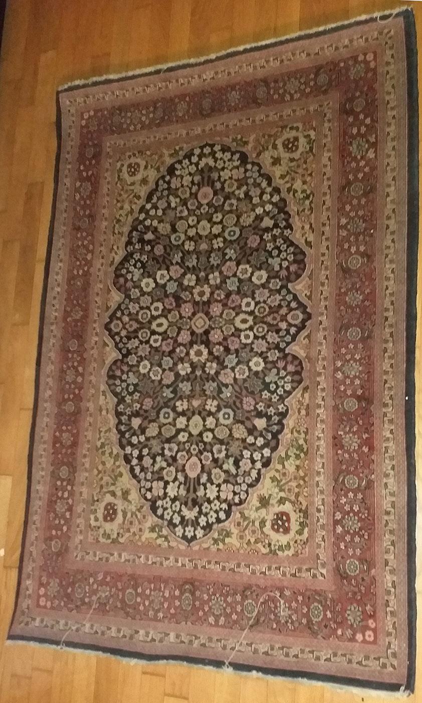 N. 10793 Herekè lana e seta, Turchia.