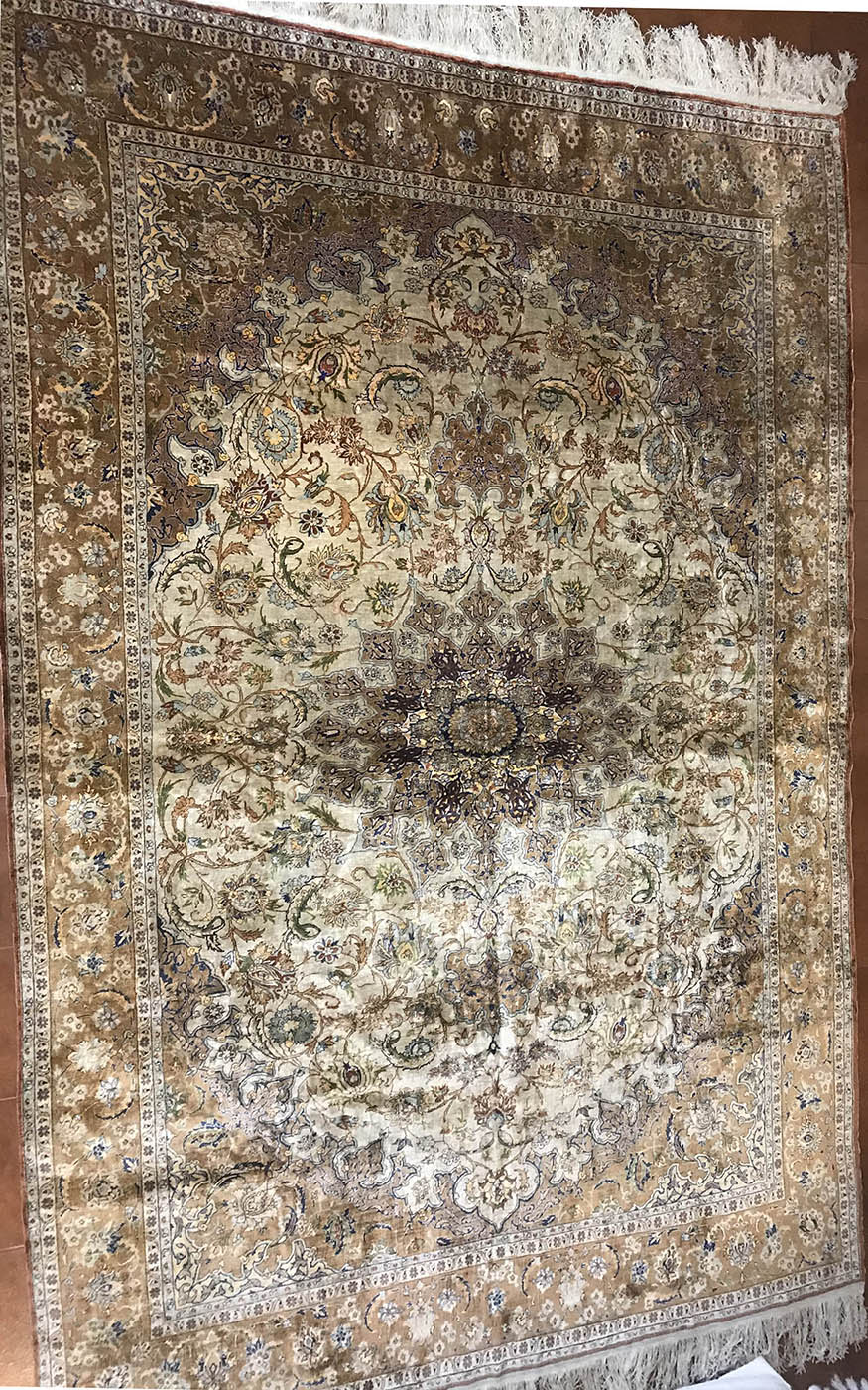 Frammento Lilian-Ziegler, antico, Iran